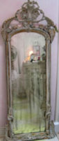 Faire Frou Frou's Antique French Mirror
