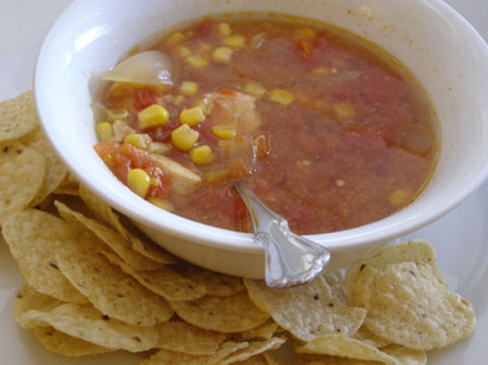 PopBetty - Chicken Tortilla Soup