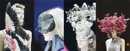 Isabella Blow Tribute -Alexander Mcqueen Philip Treacy