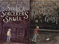 Books by John Bellairs