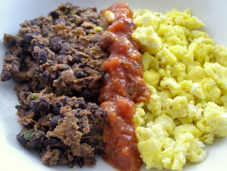 PopBetty-Black-Bean-Cakes-with-Scrambled-Eggs