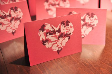 Clio Chiang Valentine's Day cards