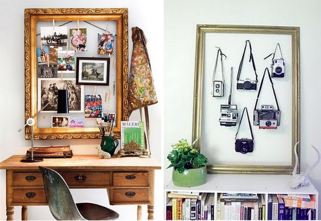 DIY Idea: Framed Collections