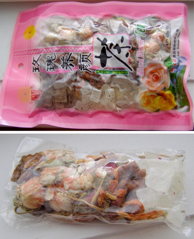 Flower Tea Packaging