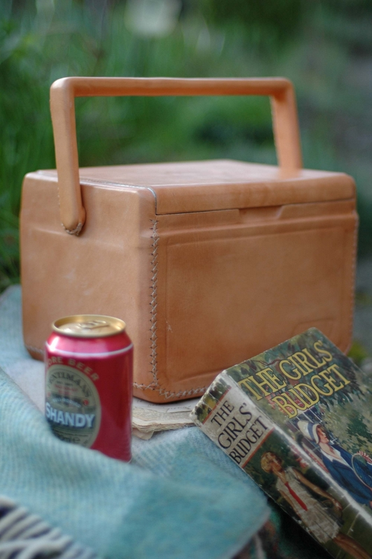 Literary Still Life promo by Beg Bicycles Cutie Coolbox