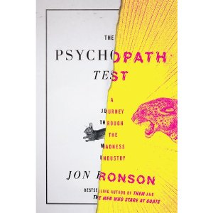 Psychopath Test by Jon Ronson