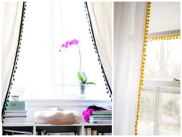 D.I.Y. Idea Curtain Flair