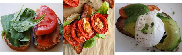Modified BLT Inspiration