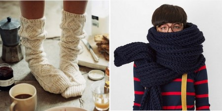 PopBetty Fall Inspiration - Warm Knits