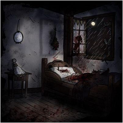 Emily Carroll - Margot's Room
