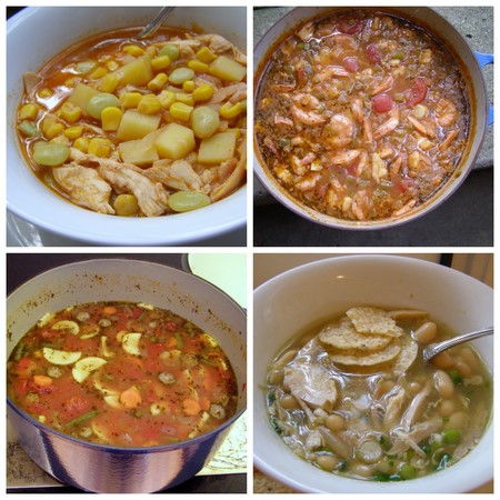 PopBetty Fall Inspiration - Soups and Stews