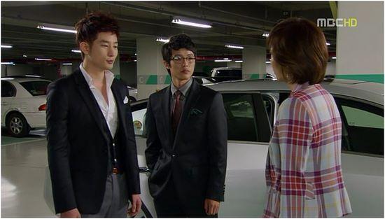 look who's here kang-woo