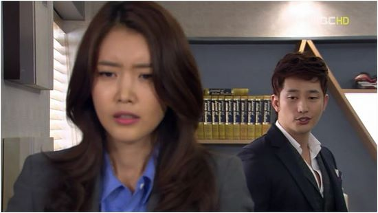 yeo-jin busted