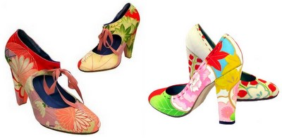 hetty rose kimono shoes