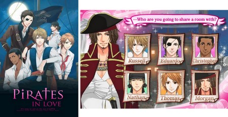pirate dating sim