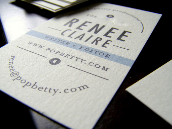 Review Minted Business Cards PopBetty